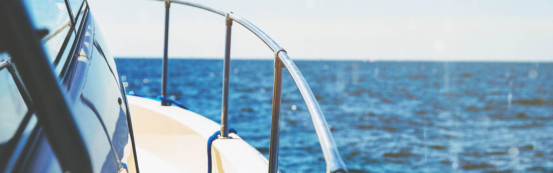 Rent A Boat In Santorini
